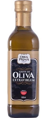 AZEITE DE OLIVA  OBRA PRIMA  GOURMET  500ml
