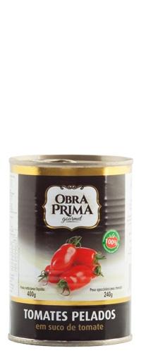 Tomates pelados – 400g