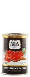 Tomates pelados em cubos – 400g