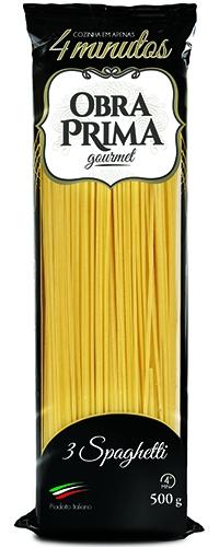 Spaghetti 4 minutos