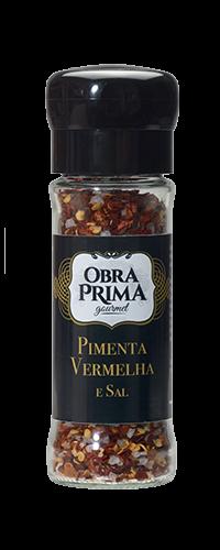 PIMENTA VERMELHA E SAL